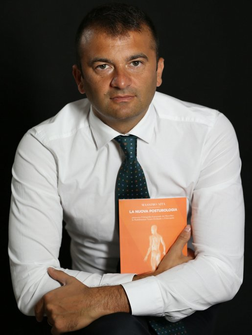 Dott. Massimo Aita Founder de La Nuova Posturologia