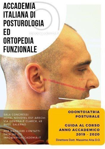 Corso di Odontoiatria Posturale Dott. Massimo Aita
